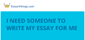 i need someone to write my essay for me can you help  i need someone to write my essay for me