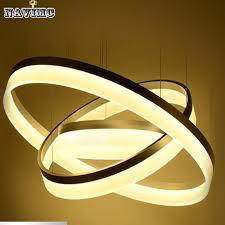 large pendant lighting fixtures. new arrival modern led chandelier light fixturedesigner large pendant lamp black ring lighting fixtures