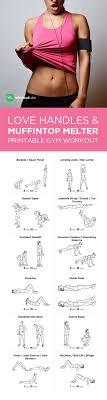 best 25 printable workouts ideas on gym workouts arm