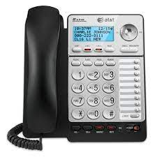 all at t corded home telephone systems