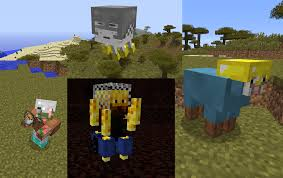 Case Piccole Minecraft : Craftable animals v see last post for and