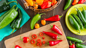 Ranking 10 Peppers On The Scoville Scale Mental Floss