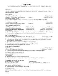 General Resume Objective New 60 Awesome General Resume Objective Examples Collections