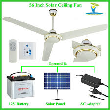 10 years life 350rpm 56 solar powered dc12v ceiling fan with bldc motor best for solar