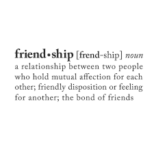 Wall Quotes Wall Decals Friendship A Definition