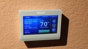 Honeywell Thermostat Comparison Chart Honeywell Rth9580 Wifi Thermostat Easy Installation