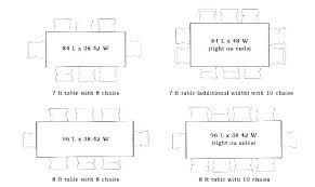 full size of 10 seater rectangular dining table dimensions metric room sizes image result for 8