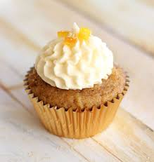 sweet potato cupcakes. Plain Potato Sweet Potato Cupcakes With Amaretto Orange Frosting 14 And Sweet Potato Cupcakes I