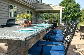outdoor grill area ideas patio backyard decorating delightful kitchen plans