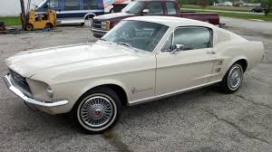 43k Mile 1967 Mustang Fastback