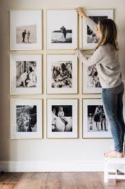 modern picture frames collage. Picture Frame Wall Modern Frames Collage R