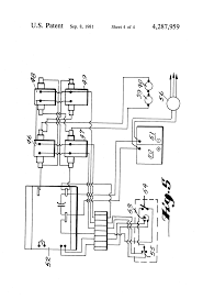patent us4287959 self propelled pallet truck google patents patent drawing