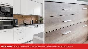 10 Kitchen Cabinet Hardware Ideas For Your Home Kitchen Cabinet Kings