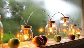jar lighting. Ornamental Mason Jar Lighting Fresh Apples Ornaments G