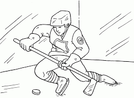 Small Picture Get This Free Hockey Coloring Pages to Print 16629