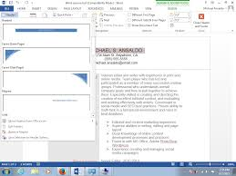 Ms Word Header Microsoft Word Vs Google Docs On Columns Headers And