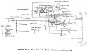 automotive diagrams author at automotive wiring diagrams page 1936 studebaker dictator conventional front axle wiring diagram