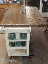 rustic kitchen island furniture. diy barnwood top rustic kitchen island, design, repurposing upcycling, island furniture d