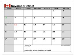 November Through November Calendars Calendars With Public Holidays November 2019 Michel Zbinden