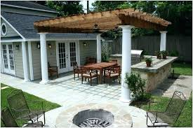 bbq grill patio ideas