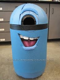 coolest homemade deable me minion costume