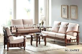 wooden couch design innovative wood sofas and chairs pictures of sofa sets modern latest set