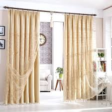 insulated curtains solid dark beige polyester thick blackout thermal insulated curtains no sheer pieces diy insulated curtains no sew