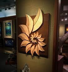wooden sculpture wall art