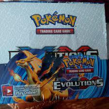 Pokemon XY Evolutions Booster Box / Display Englisch Proxy RAR in  Sachsen-Anhalt - Bad Bibra