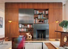 Hidden Tv Cabinets My Scandinavian Home Artfully Hidden Tv In A Lovely Swedish Space