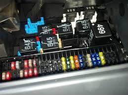 tired of v outlet going off key tdiclub forums of course my fuse panel is different didn t have time to dig into it