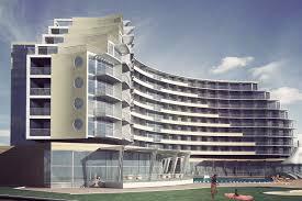 Hotel Design Concept 4 Star Hotel Architectural Design Concept Sunny