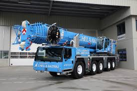 New Fleet To Our Comprehensive Selection New Liebherr Ltm