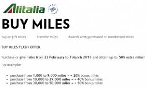 Alitalia Millemiglia Award Chart Alitalia Millemiglia Archives Mighty Travels