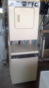 over under washer dryer. Kenmore Over Under Washer Dryer Combo In Jacksonville