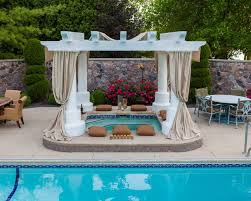 Hot Tub Backyard Ideas Plans Unique Inspiration
