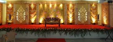 back drops and pandal service provider sri raghavendra Wedding Backdrops Coimbatore wedding decoration services Elegant Wedding Backdrops