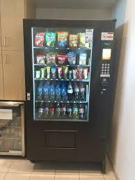 Empty Vending Machine Amazing Vending Machine Refills Midland TX Titan Vending Coffee