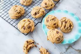 chocolate chip cookies recipe without baking soda or baking powder