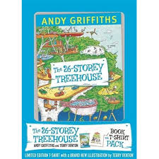 THE 13STORY TREEHOUSE By Andy Griffiths Illustrated By Terry The 26 Storey Treehouse