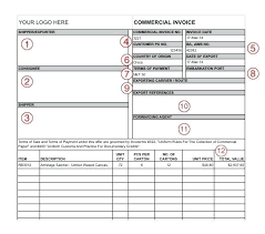 ups commercial invoice template how to create a commercial invoice gse bookbinder co