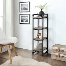industrial pipe furniture. Wonderful Industrial Industiral Pipe Furniture 4Shelf Tower In Industrial W