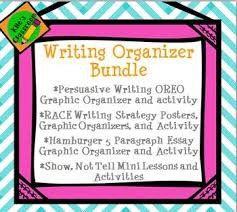 the best races writing strategy ideas race  writing organizer bundle 4 graphic organizers and student activities
