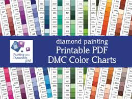 Dmc Color Chart 2018 Printable Dmc Color List Bahangit Co