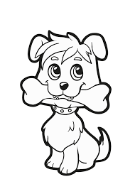 Honden Kleurplaten Chiwawa