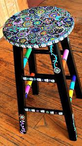 painting bar stools ideas. Interesting Ideas 23Decorate Your Chairs For Painting Bar Stools Ideas H