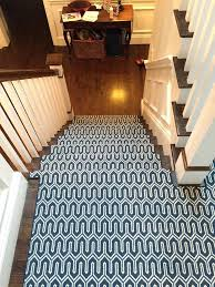 astonishing white runners rugs blue and white runner rug luxury best geometric stair runners rugs images