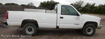 1998 Chevrolet Silverado 2500HD pickup truck | Item DD0759 |...