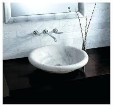 kohler bathroom sink replacement parts k ite 3 8 marble vessel sink