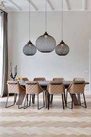 alluring pendant lights over dining table your residence idea